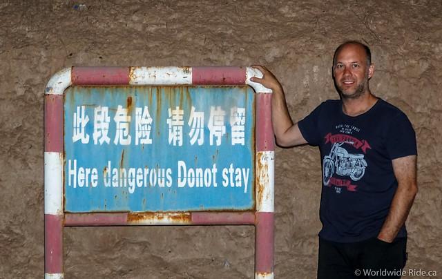 China Pingyau Acient City-38