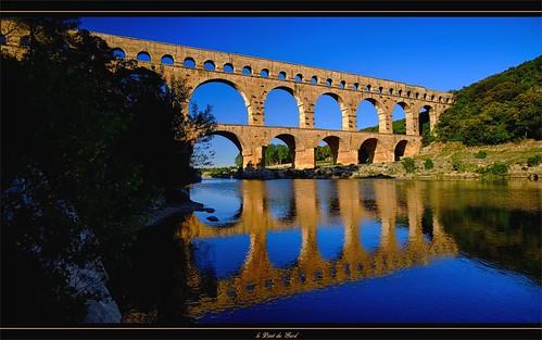 """Pont du Gard"" (Gard, Provence, France)"
