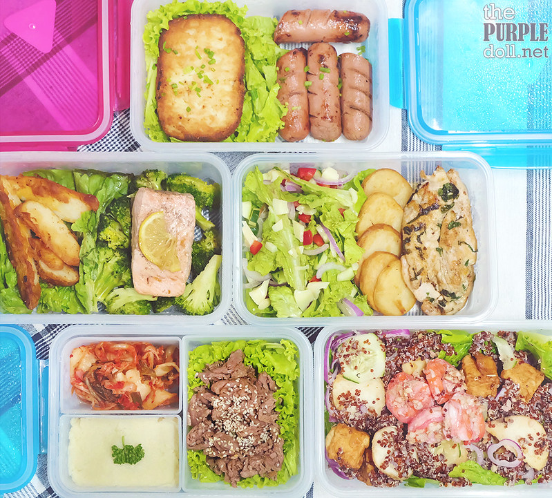5 Meal Prep Ideas using US Potato