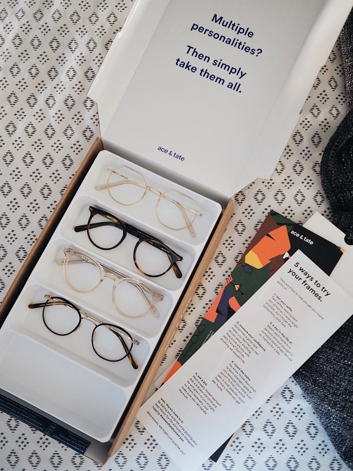 Ace And Tate Glasses Review
