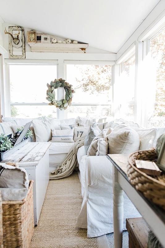 Enamorados-del-color blanco-muebles-vintage