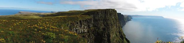 Látrabjarg, Westfjords, Iceland