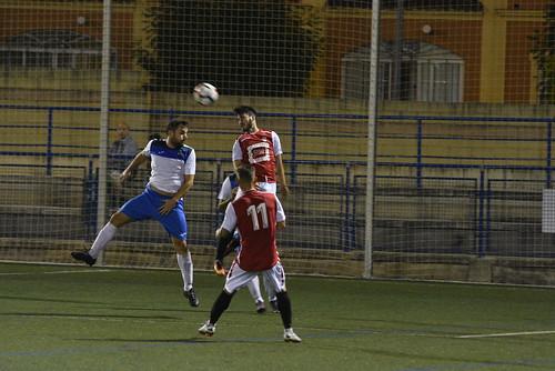 Fútbol 2º Andaluza At. Dos Hermanas Puebla C.F.