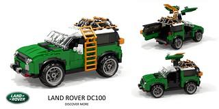 Landrover DC100