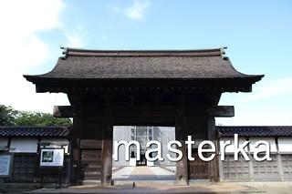 瑞龍寺入り口