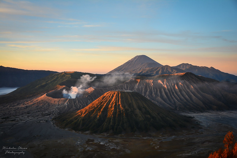 Indonesia | Mt. Bromo Sunrise
