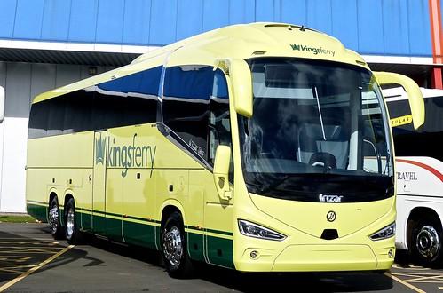 'Coach & Bus UK17' 'kingsferry' Irizar i6s on 'Dennis Basford's railsroadsrunways.blogspot.co.uk'