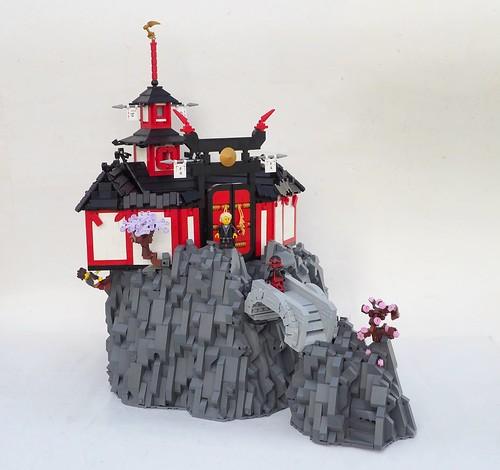 Sensei Wu's Monastery