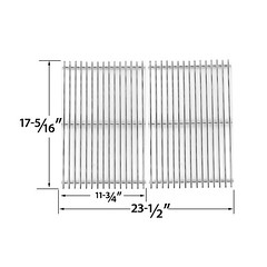2-PACK-HEAVY-DUTY-STAINLESS-STEEL-COOKING-GRID-FOR-SURE-HEAT-CGR27-BROIL-KING-96824-96827-GAS-GRILL-MODELS
