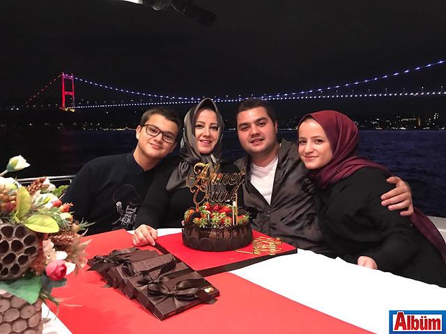 Faruk Öztürk, Cemile Pehlivan, Ahmet Öztürk, Büşra Öztürk