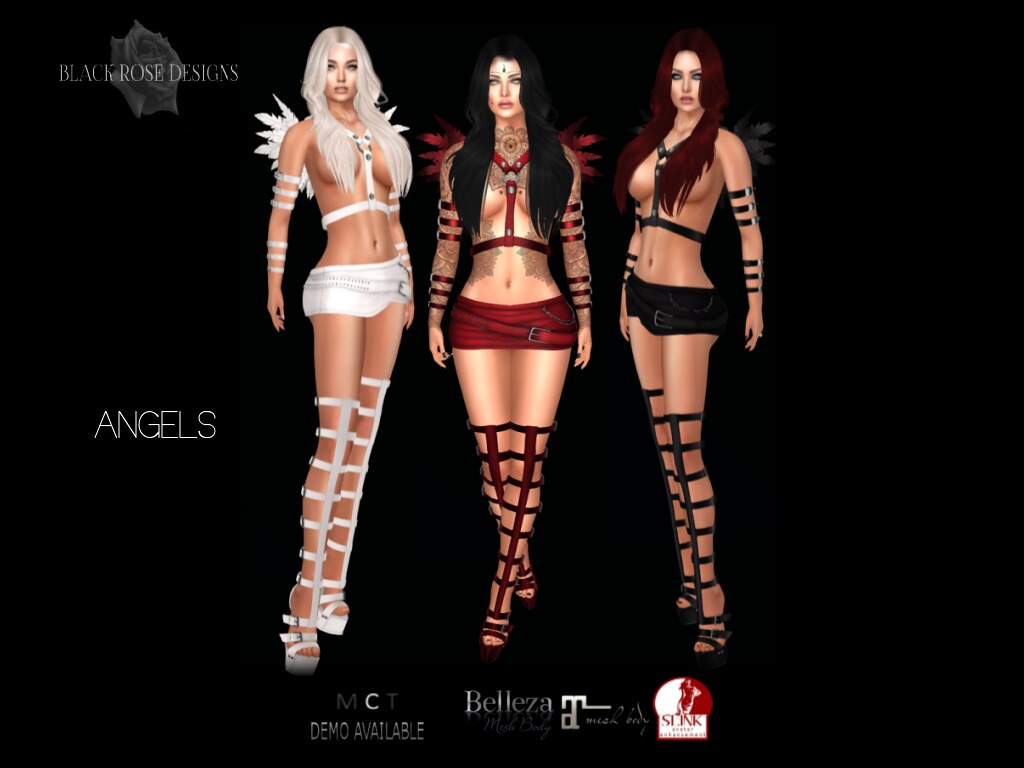 [[BR]] ANGELS @ THE DARKNESS CHAMBER FAIR