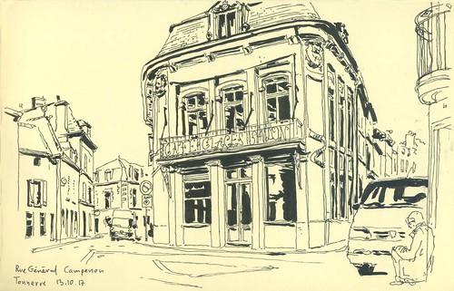 Rue du Général Campenon - Tonnerre