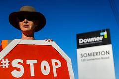 20171017-StopAdani-Downer-Somerton-0053  JMP_9724