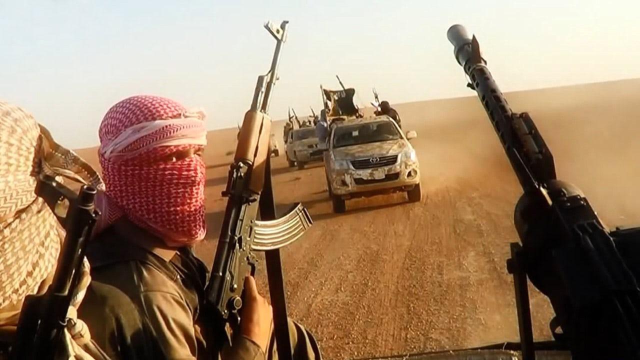 داعش 1