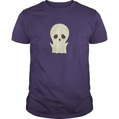 Ghost Halloween Character - HALLOWEEN Costume, T-Shirt , Long Sleeve and Hoodie. Perfect Halloween Costume T-Shirt Design for Everyone. Halloween Characters Tee Shirt Costumes
