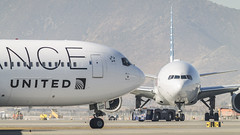 Boeing 767-322(ER)(WL) / United Airlines (Star Alliance Livery) / N653UA