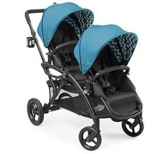 Best Double Strollers Reviews and Guide : Contours Options Elite Tandem Double Stroller