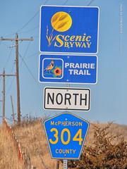 Prairie Trail Scenic Byway, 18 Feb 2017
