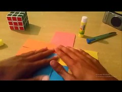 Origami Envelope - Magical Origami Envelope - Letter Folding - Paper Folding Origami Envelope