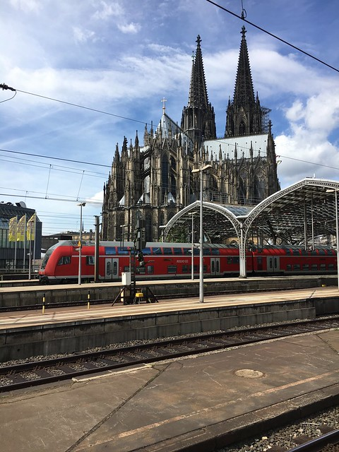 Köln train station