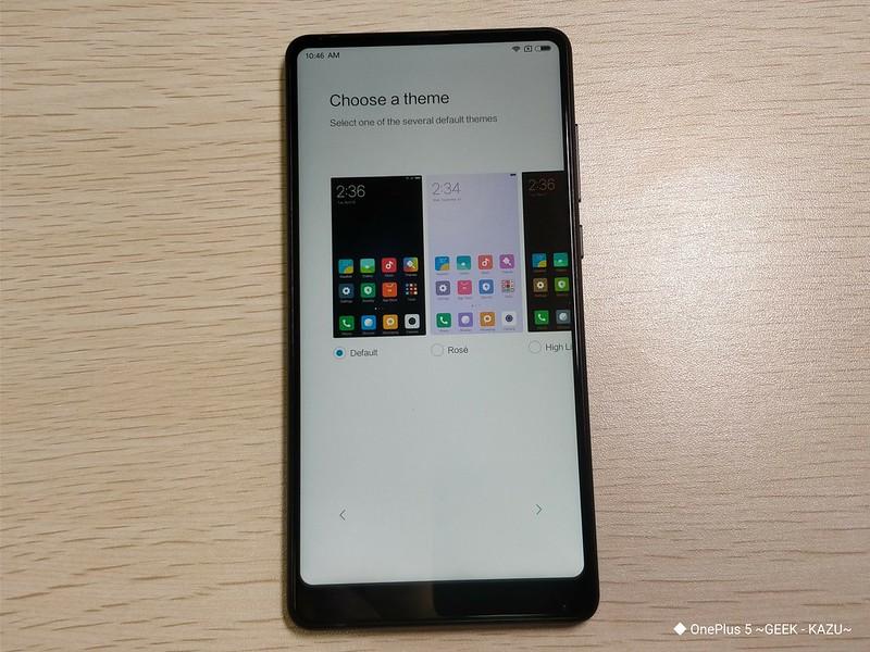 Xiaomi mi mix 2 開封レビュー (30)