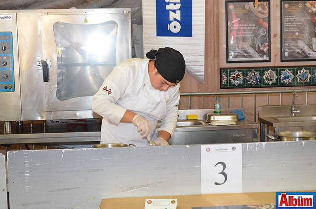 6. Alanya Belediyesi ve Altın Kepçe Uluslararası Yemek Yarışması başladı-5