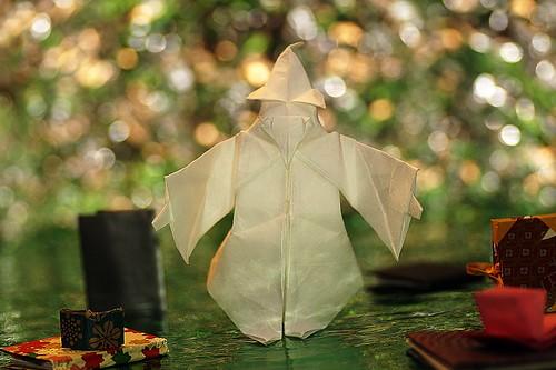 Origami Wizard's Apprentice (Noburu Miyajima)