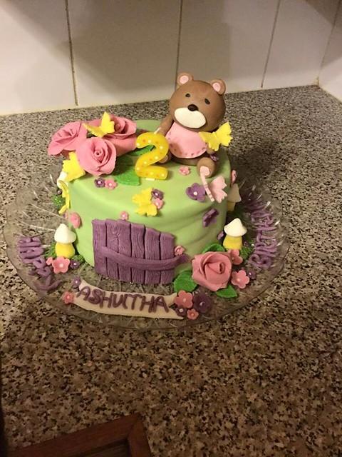 Cake by Curi 'O Cakes