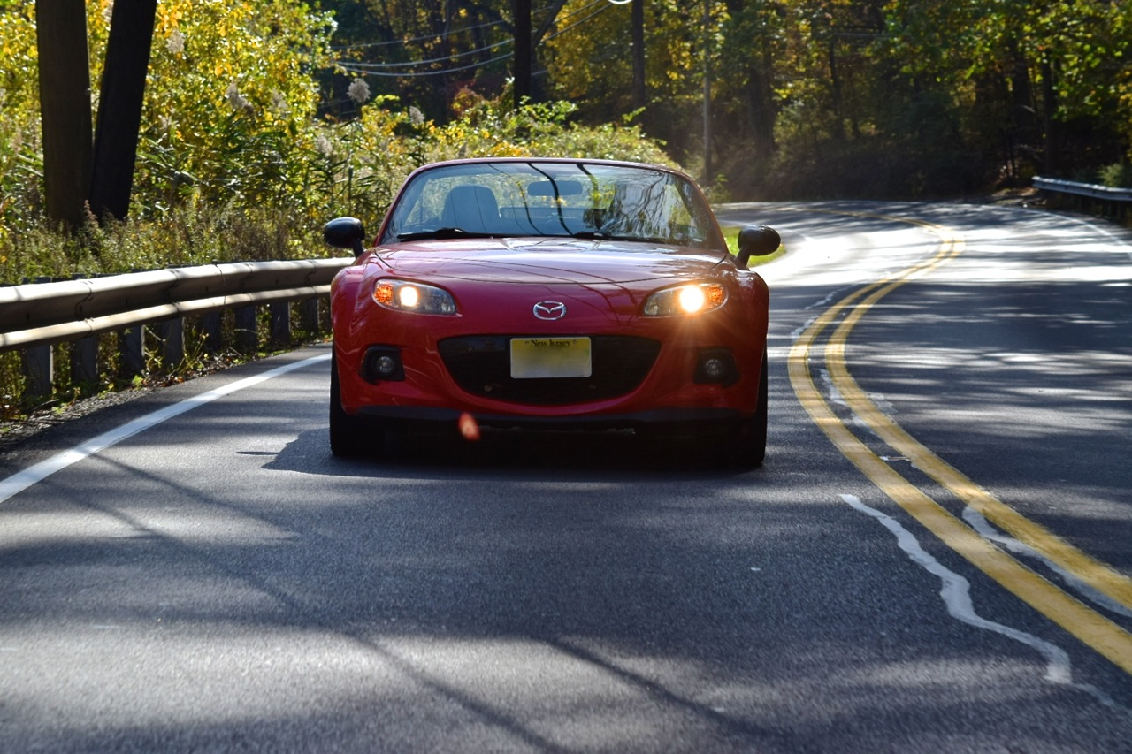 Miata Club Edition Fall Drive 3