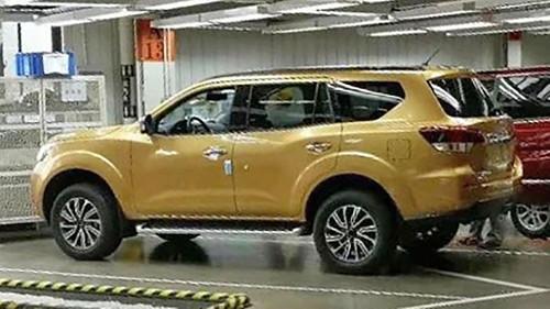Nissan-Frontier-SUV