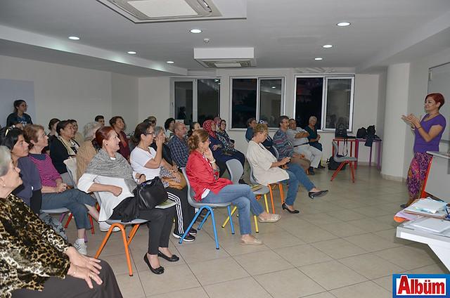 'Tazelenme Üniversitesi' ne Alanya'dan yoğun ilgi-5