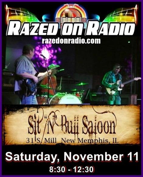 Razed On Radio 11-11-17