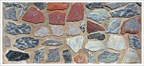 Die bunten Steine von Maxen