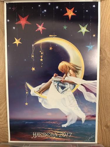 Aimee Stewart poster