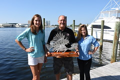 2017 Lionfish Challenge Recreational Winner