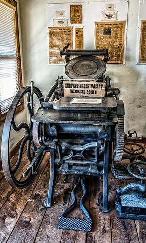 printing museum johnsonandchandlerjobpress printingpresses colorado lightroom googlenik cedaredgeco pioneertownmuseumcedaredgeco