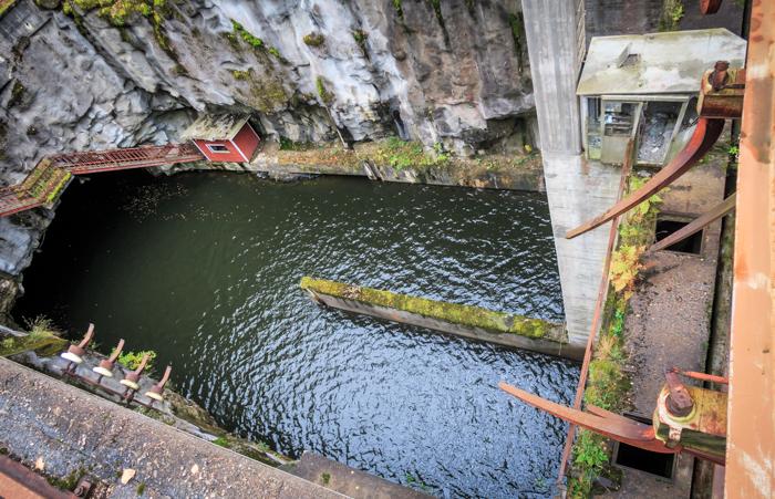 Kimolan kanava tunneli tukinuittopaikka (1 of 1)