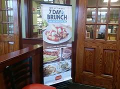 Ultimate 7-day brunch