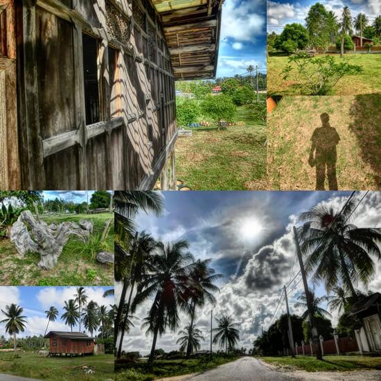 Stunning Scenery in Kelantan