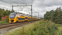 Wolfheze VIRM 9420-9597 IC 3051 Den Helder-Nijmegen