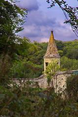 La tour de guet - Photo of Cœuvres-et-Valsery