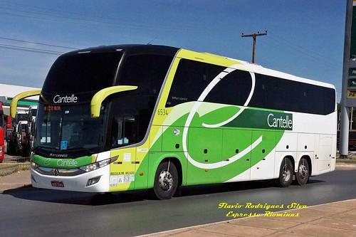 CANTELLE 6534 - CRUZ ALTA x BARREIRAS