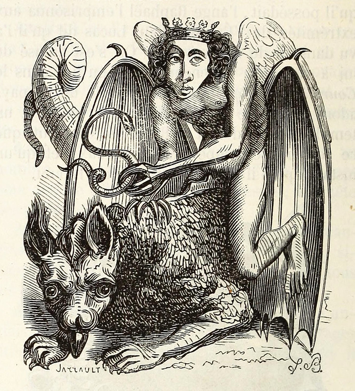 Defining the Demonic – The Public Domain Review