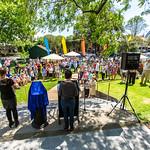 Nita McCrae Park launch