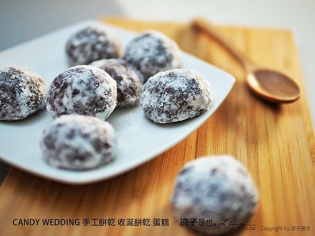 CANDY WEDDING 手工餅乾 收涎餅乾 蛋糕 28