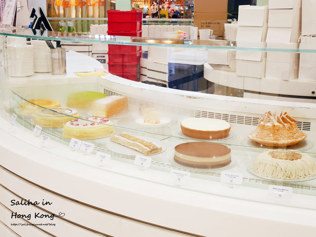 香港lady m分店海港城蛋糕種類推薦 (2)