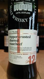 SMWS 72.51 - Pepper-crusted charred roast beef
