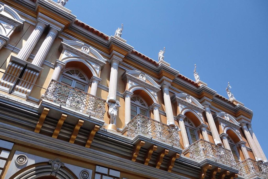 Tarija - Building