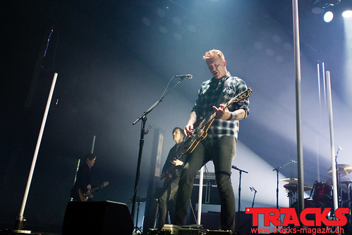 Queens of the Stone Age @ Samsung Hall - Zurich