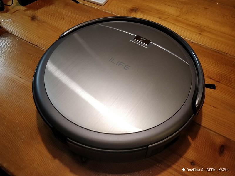 ILIFE A4S ロボット掃除機レビュー (27)